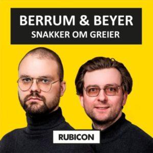 Berrum & Beyer snakker om greier Podcast