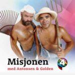 Misjonen med Antonsen og Golden Podcast